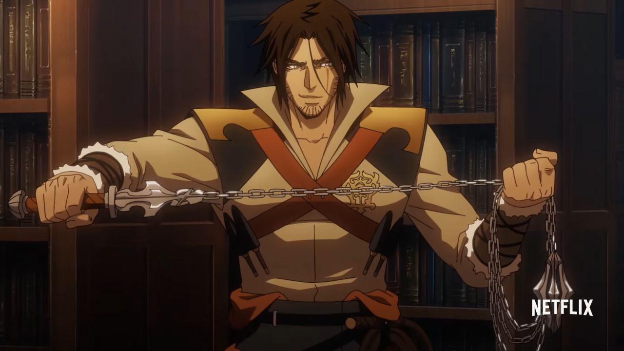 Uno splendido Trevor Belmont di Castlevania vive in un cosplay tutto italiano