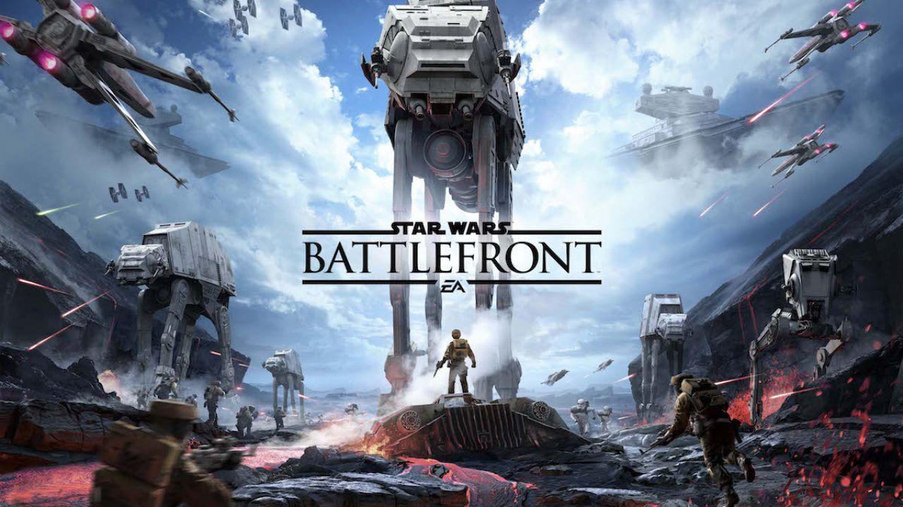 Uno Star Destroyer protagonista di un nuovo scatto di Star Wars Battlefront