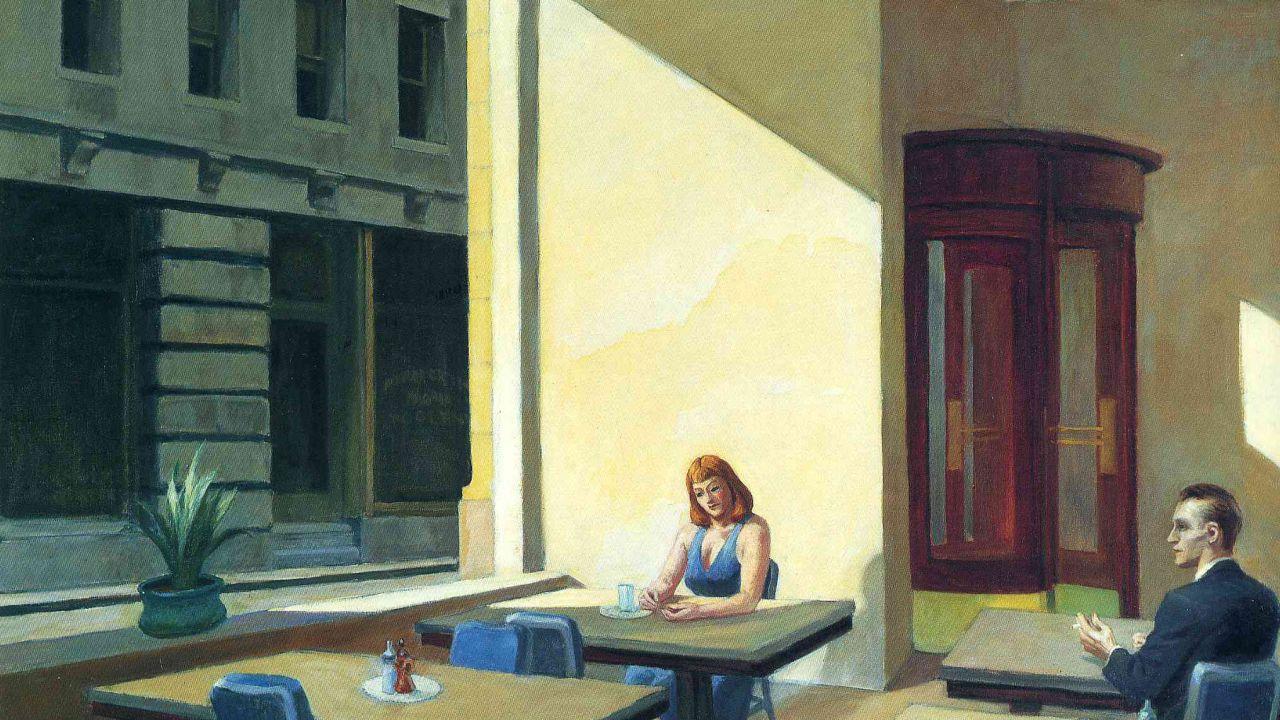 Uno studente ha scoperto che i primi dipinti di Edward Hopper erano delle copie