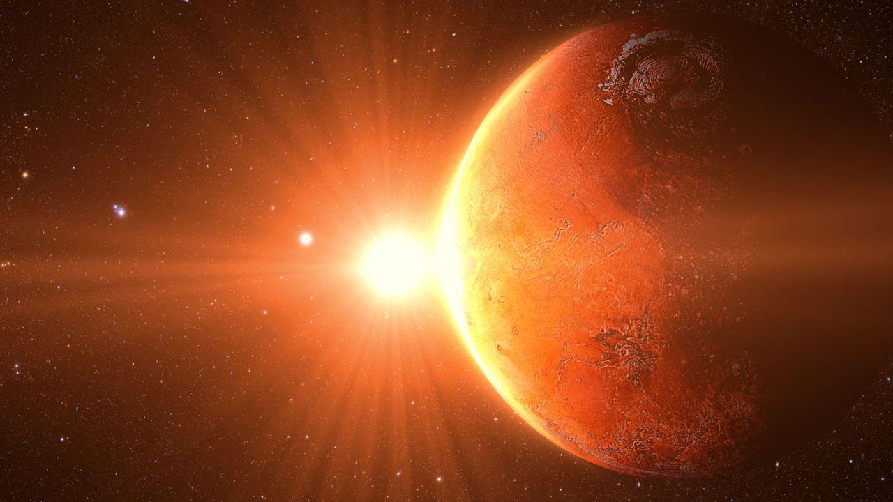 Uno studio afferma che Venere sia stata rallentata dalle maree presenti sul  pianeta