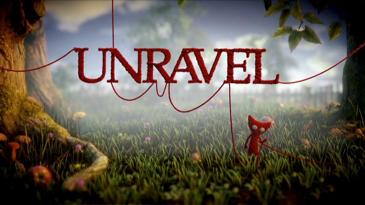 Unravel: video con nove minuti di gameplay