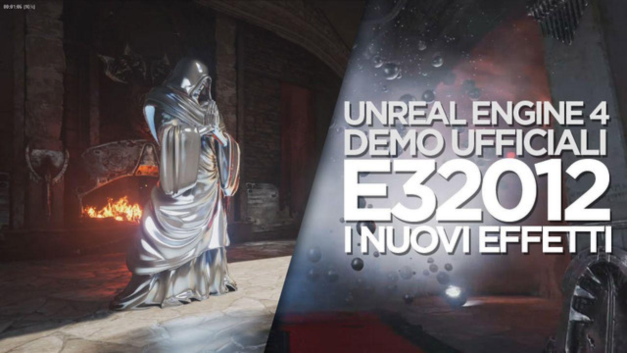 Unreal Engine 4 a 19 dollari al mese per gli sviluppatori