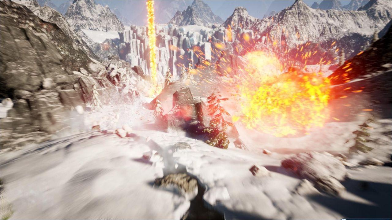 Unreal Engine 4: il nuovo trailer mostra le personalizzazioni dei livelli