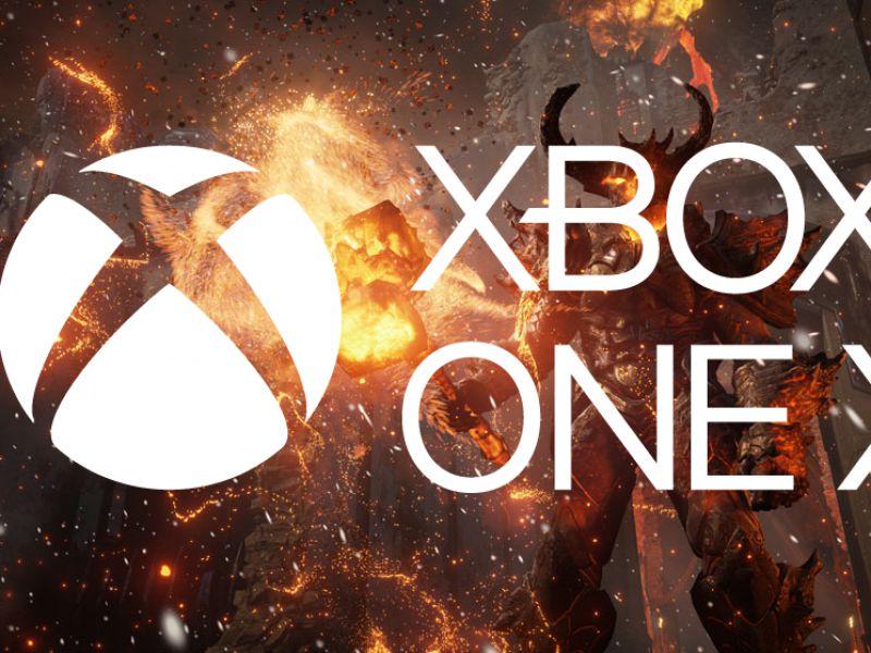 Unreal Engine si aggiorna per il supporto a Xbox One X
