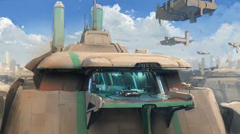 Unreal Tournament: making of della mappa Titan Pass