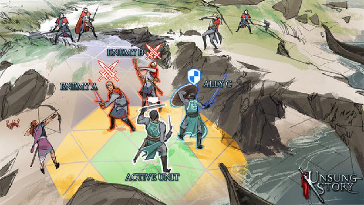 Unsung Story: Tale of the Guardians, aggiornamento sullo sviluppo