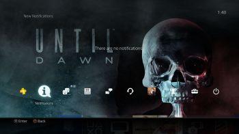 Until Dawn celebra Halloween con un tema dinamico gratuito