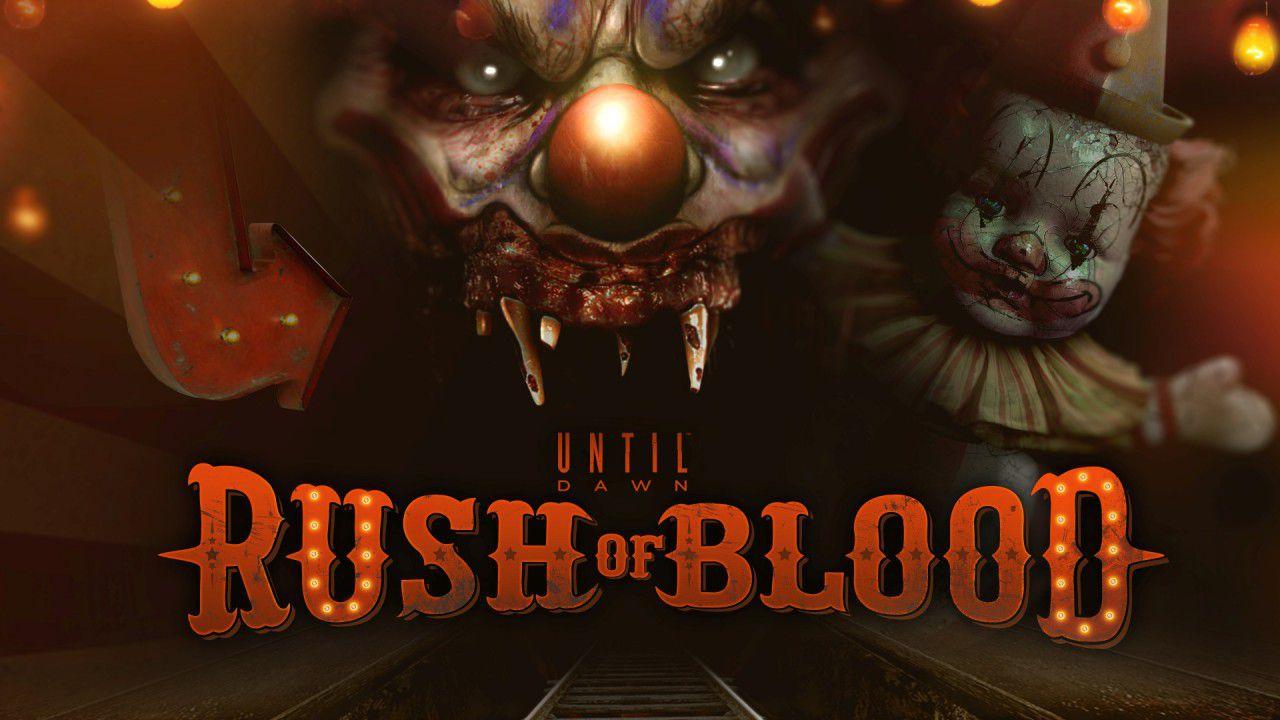 Until Dawn Rush of Blood si mostra in quattro minuti di gameplay
