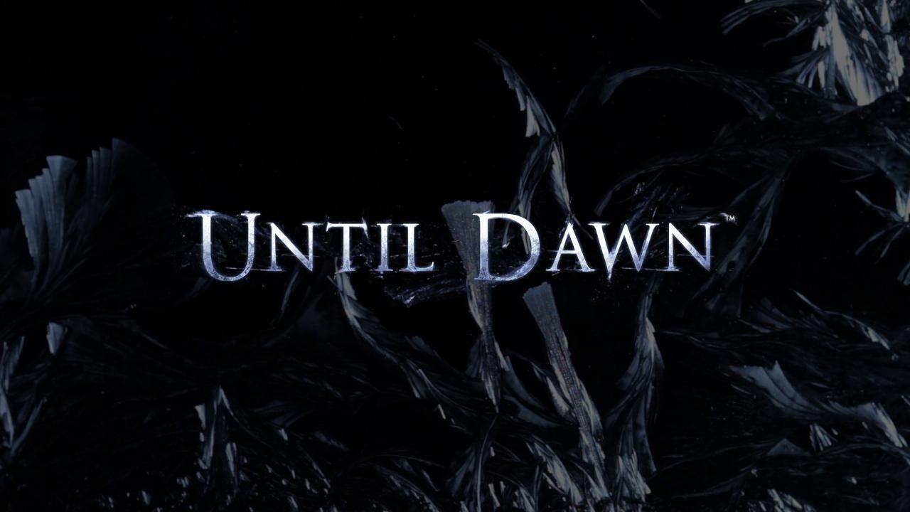 Until Dawn uscirà a giugno?
