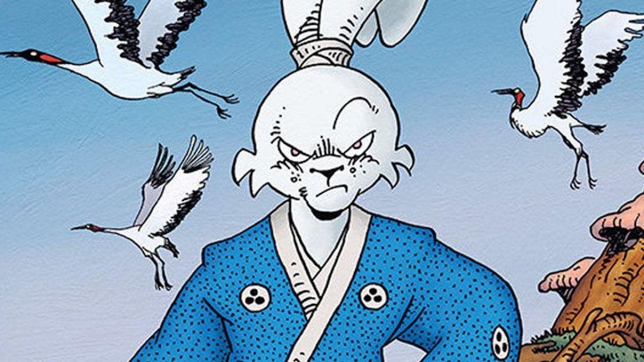 Usagi Yojimbo, lo showrunner rivela: 'Sarà uno spin-off della serie originale'