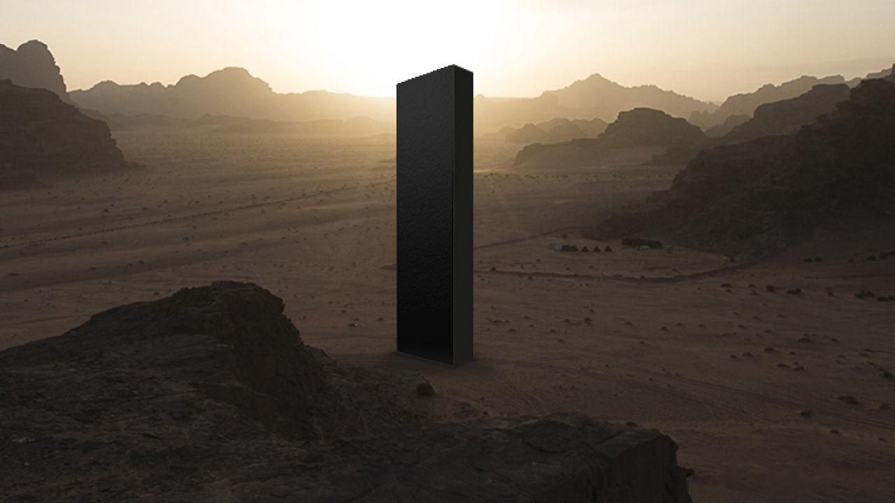Utah, nel deserto c'è un monolite identico a quello di 2001: Odissea nello Spazio: la foto