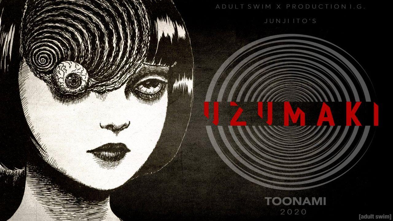 Uzumaki, Junji Ito parla della serie anime: 'Terminata la sceneggiatura, sono soddisfatto'