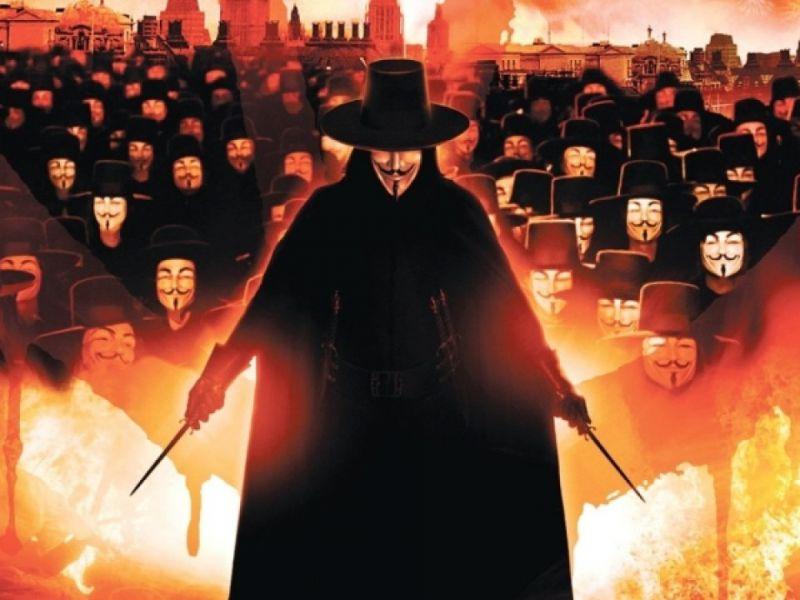 V per Vendetta: ecco la spettacolare edizione in 4K da collezione del film