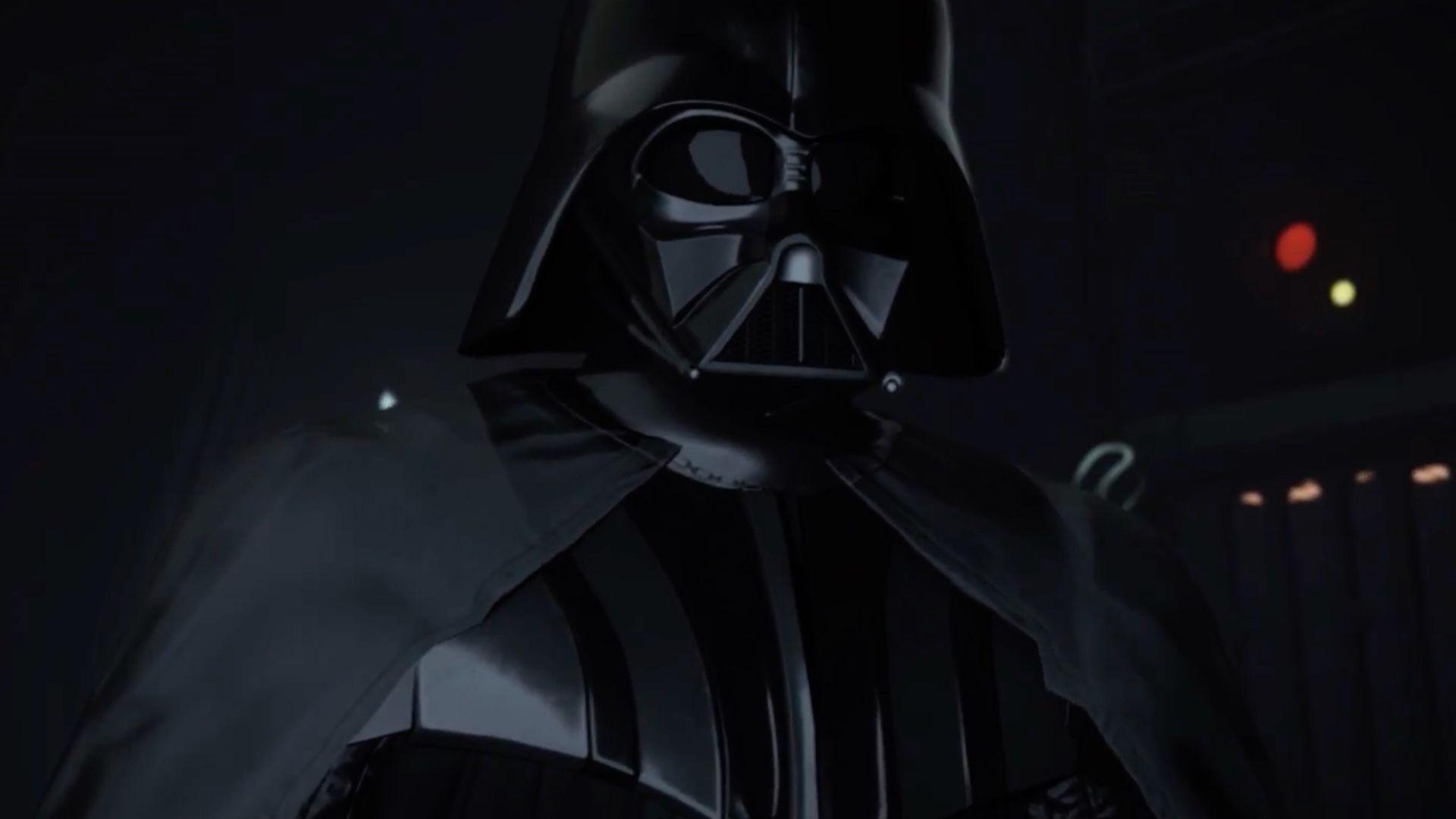 Vader Immortal: A Star Wars VR Series si presenta nel ...