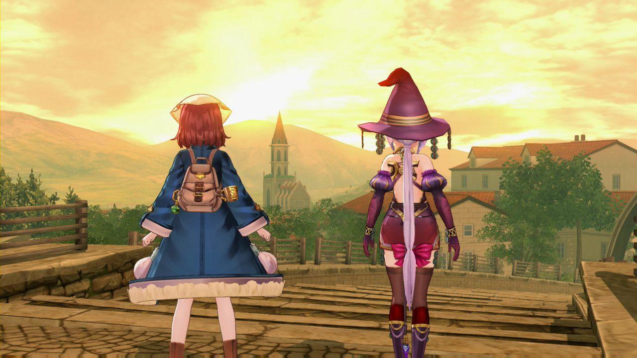 Valanga di screenshot per Atelier Sophie: Alchemist of the Mysterious Book