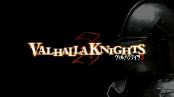 Valhalla Knights 3: spot TV giapponese