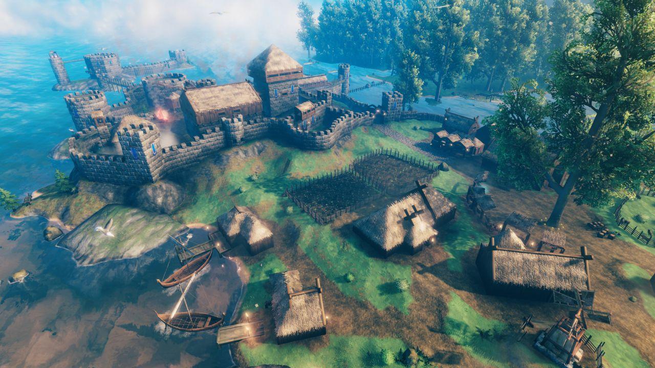 Valheim: come costruire un portale per il viaggio rapido