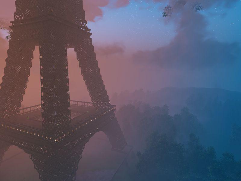 Valheim, between Tour Eiffel and loot à la Diablo: the Viking community goes wild