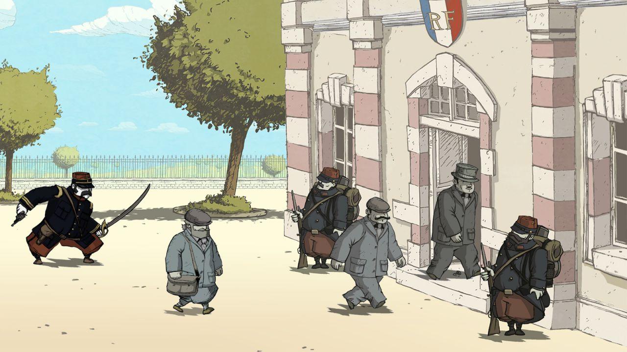 Valiant Hearts The Great War: disponibile il fumetto interattivo