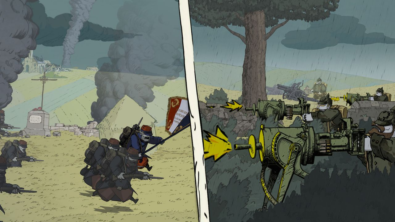 Valiant Hearts The Great War disponibile per Android