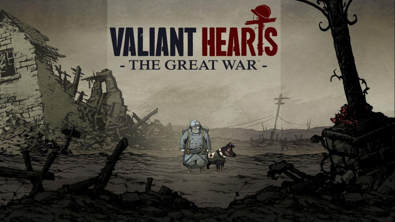 Valiant Hearts: The Great War - possibili interazioni con Kinect?