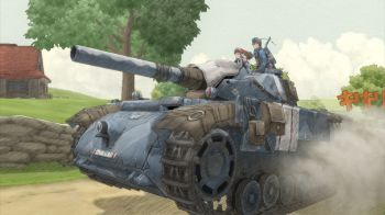 Valkyria Chronicles Remaster per PS4: 40 minuti di gameplay