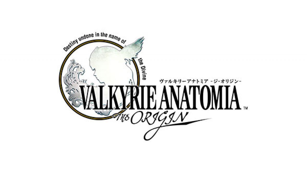 Valkyrie Anatomia: The Origin annunciato da Square-Enix
