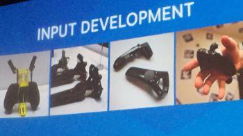 Valve sta sviluppando un nuovo controller per HTC Vive