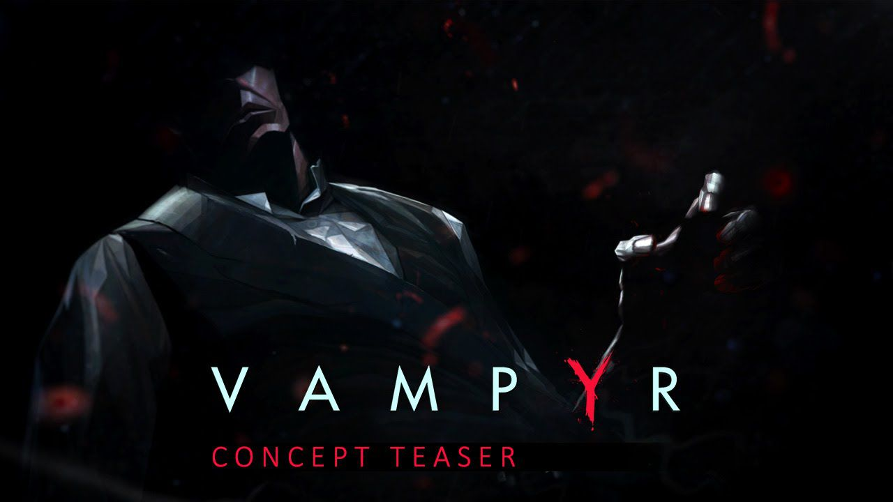 Vampyr di Dontnod non sarà un gioco a episodi