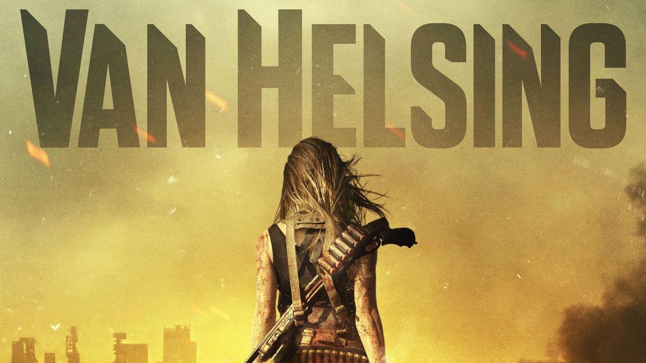 Van Helsing: online i promo della nuova serie Syfy