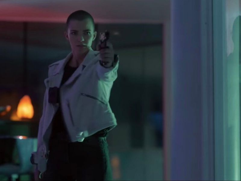 Vanquish, Morgan Freeman e Ruby Rose nel trailer del nuovo action-thriller