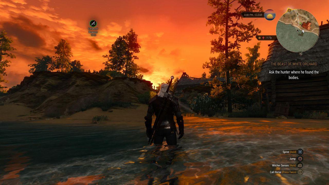 Vedete differenze tra le versioni PS4, Xbox One e PC di The Witcher 3 Wild Hunt?