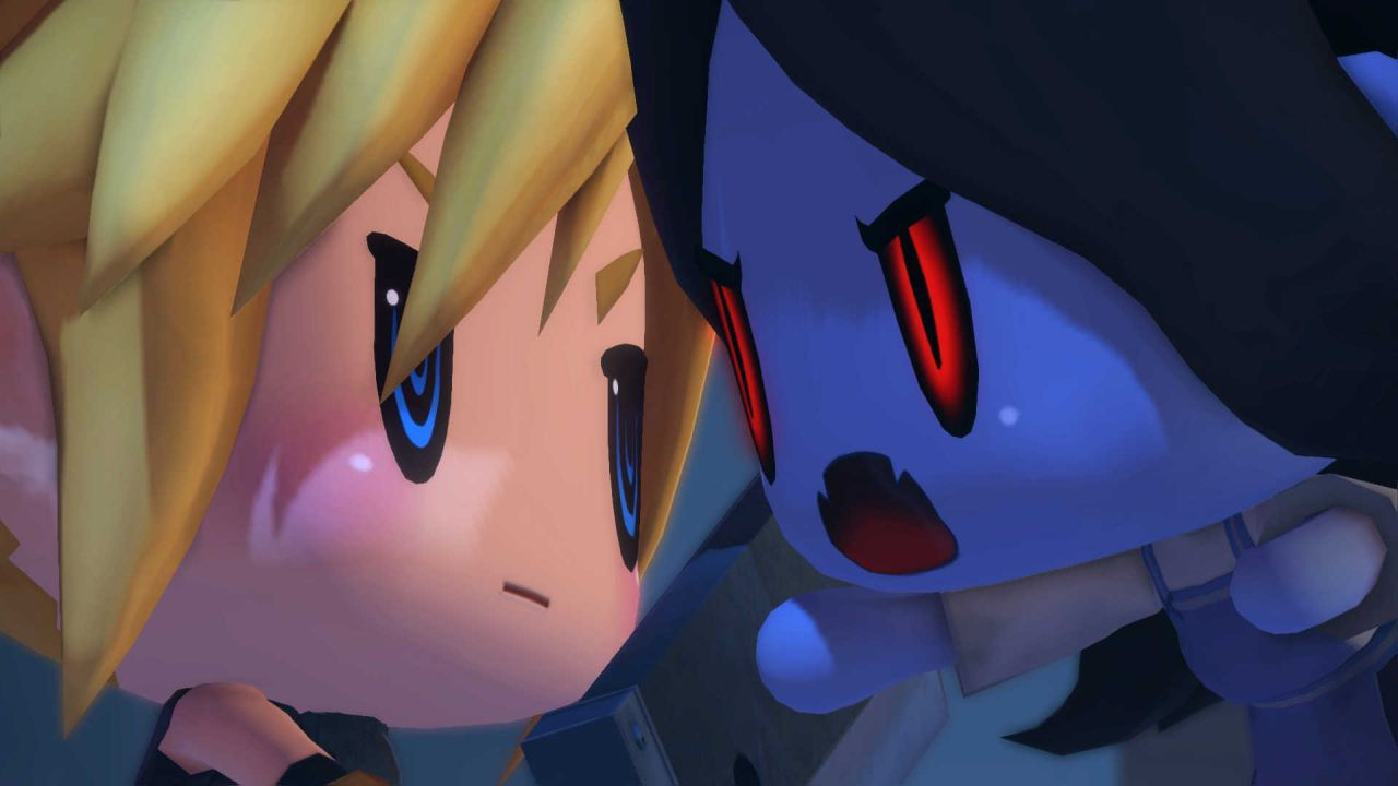 Vediamo 23 minuti di gameplay di World of Final Fantasy