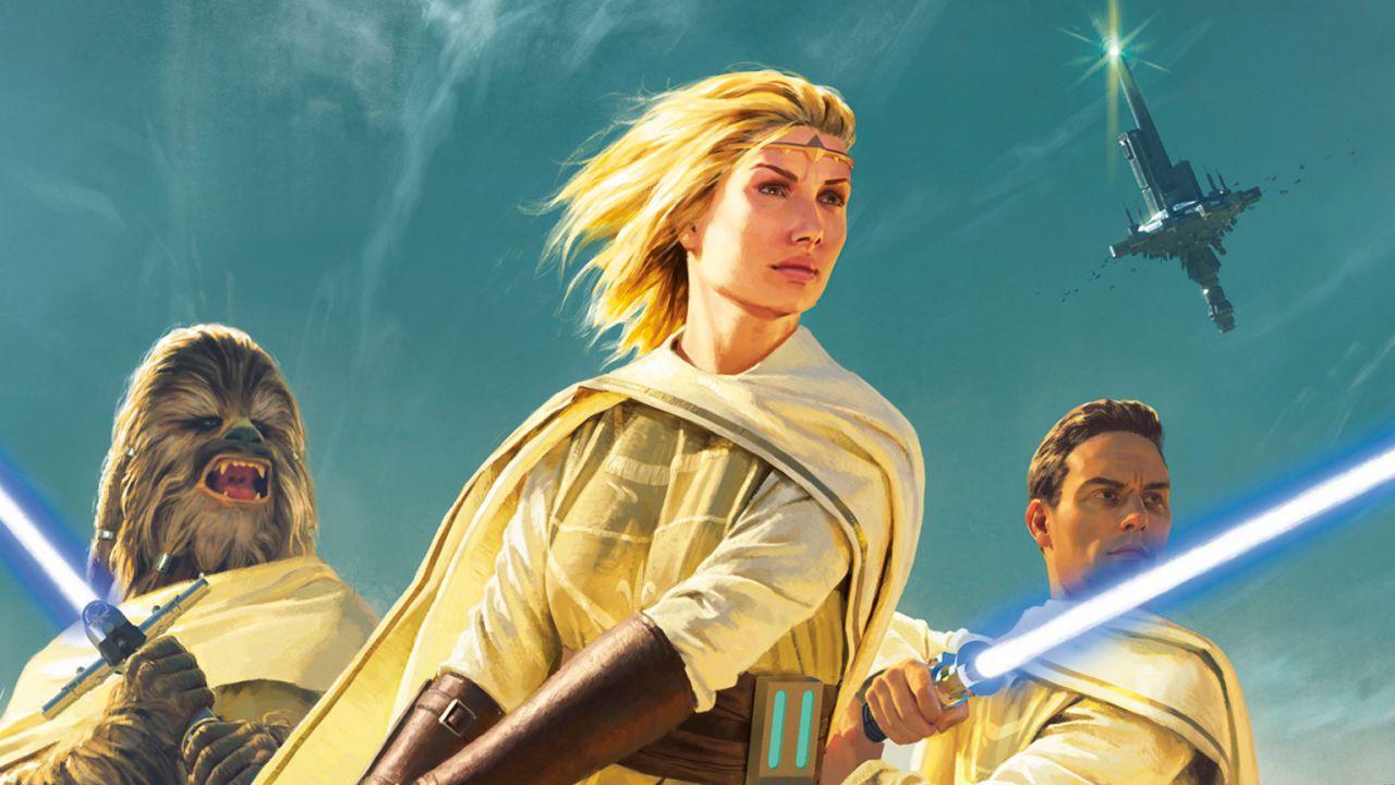 Vediamo in anteprima i nuovi Jedi di Star Wars: The High Republic