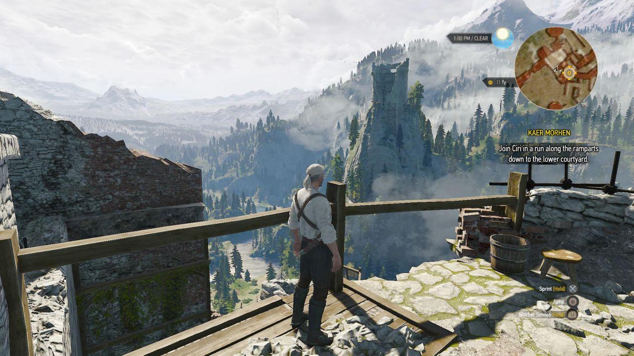 Vediamo gli effetti della patch di The Witcher 3 Wild Hunt su Xbox One