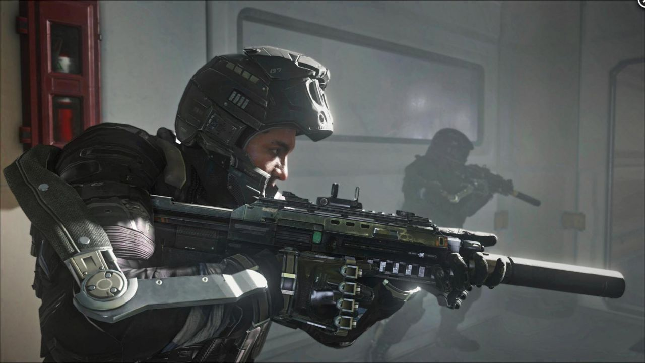 Vediamo le mappe ed il rampino di Ascendance in questi nuovi video di Call of Duty Advanced Warfare