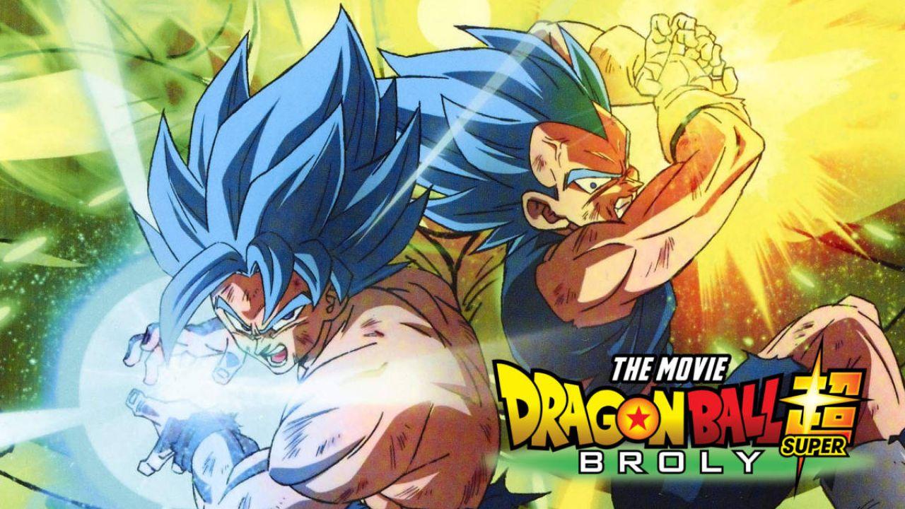 Vegeta e Goku si scatenano contro Broly in questa fan art incredibile di Dragon Ball Super