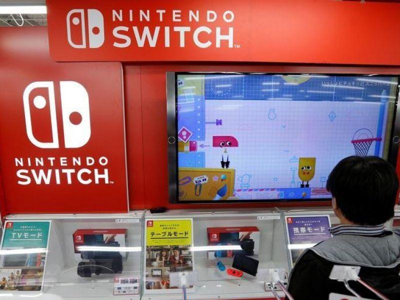 Sales Japan, Nintendo absolute dominatrix: PS5 behind, Cyberpunk 2077 gone