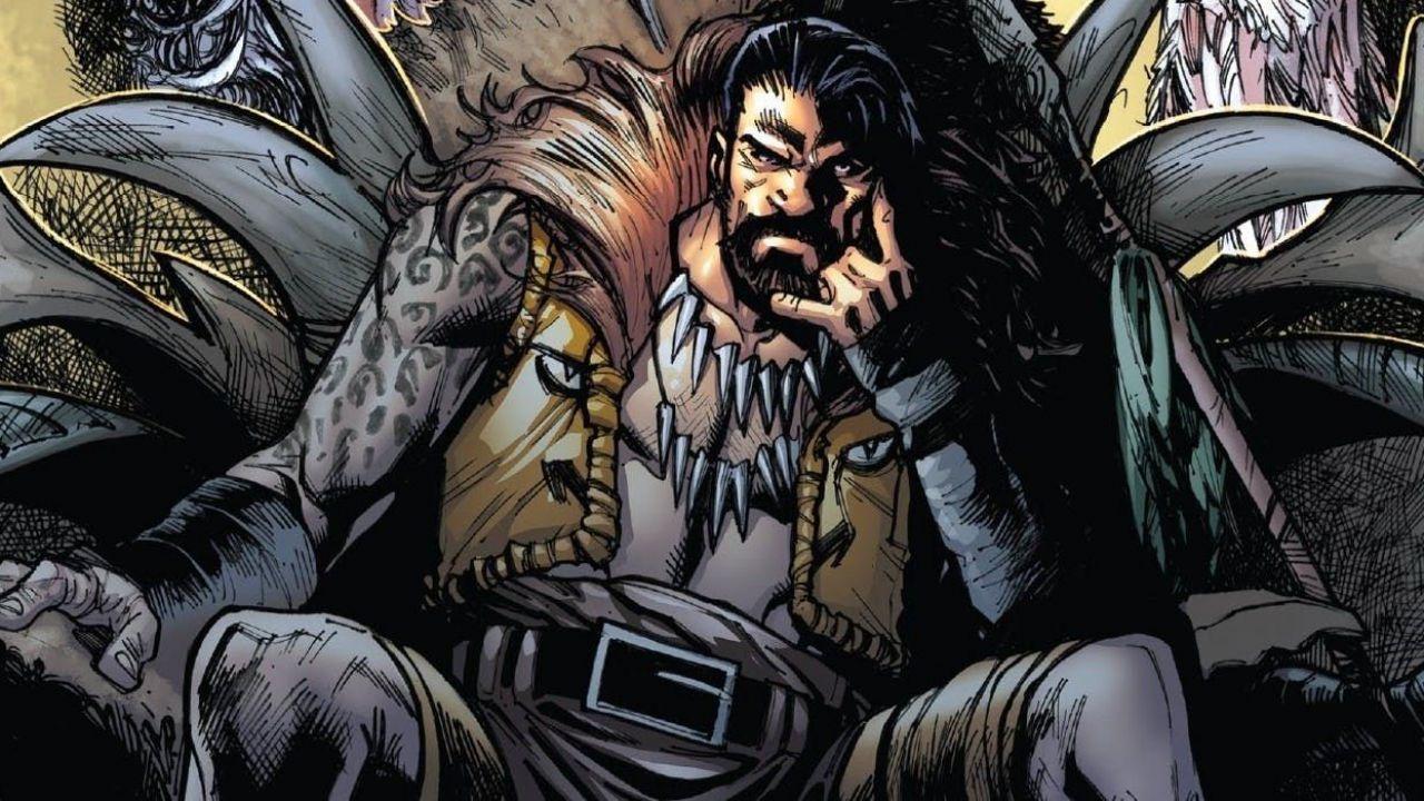 Venom 2, una nuova teoria: e se nel sequel apparisse Kraven il Cacciatore?