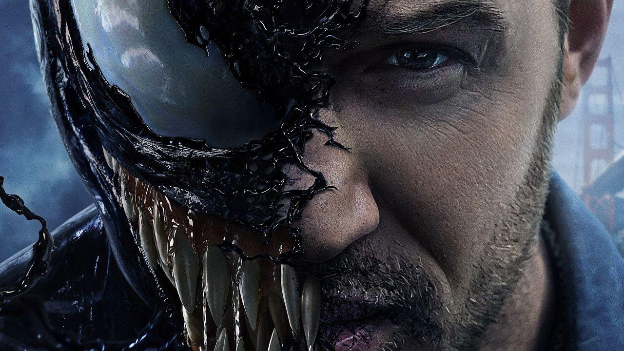 Venom 2, ancora un rinvio per il film con Tom Hardy: ecco quando uscirà