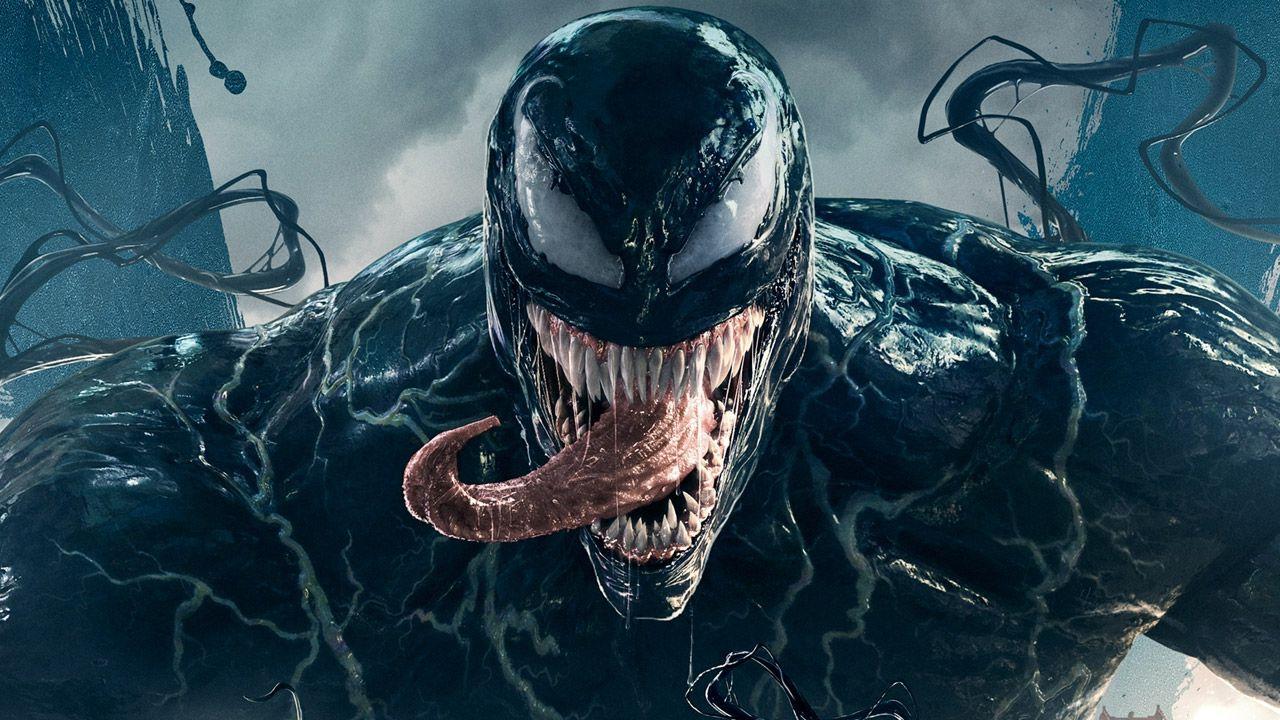 Venom 2, la sanguinosa fan-art in cui Tom Hardy divora Tom Holland vi darà gli incubi!