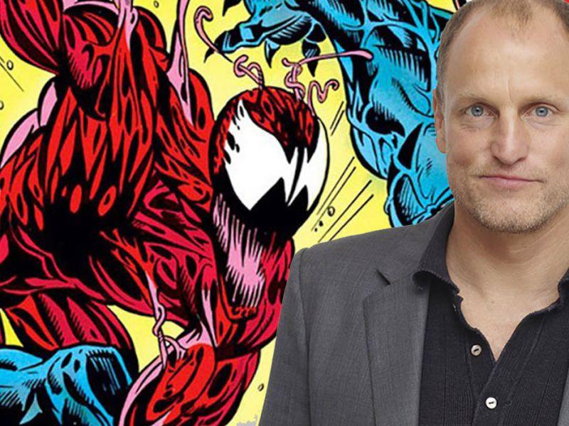 Venom 2: Woody Harrelson diventa Carnage in questa stupenda fan art
