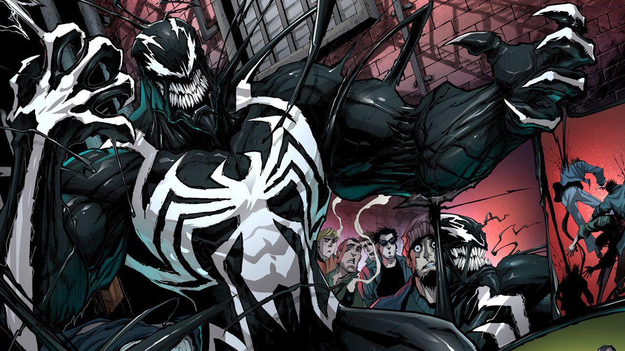 Venom è in cerca di vendetta in una statua da collezione da quasi duemila dollari