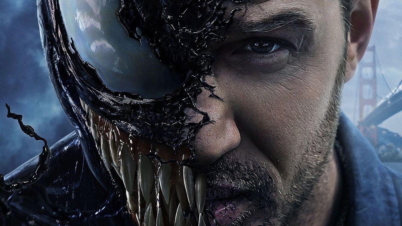 Venom: il look del simbionte nei concept art del film di Ruben Fleischer