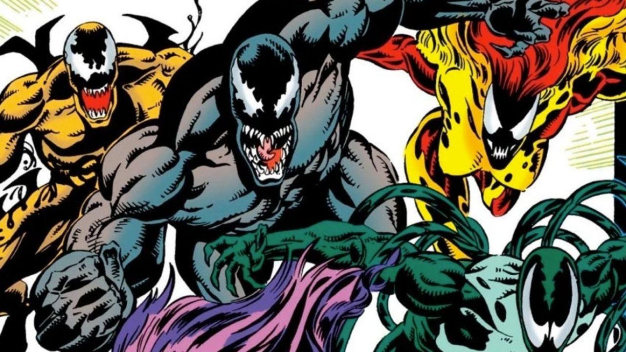Venom: il terrificante simbionte 'Bile' potrebbe presto diventare canonico
