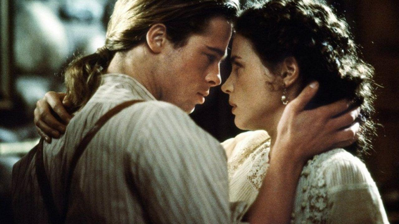 Vento di Passioni: Brad Pitt, Julia Ormond e quelle scene di sesso galeotte