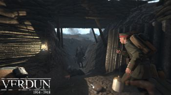 Verdun è disponibile ora per PlayStation 4