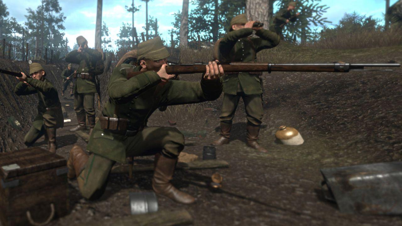 Verdun uscirà su Xbox One e PS4 nel mese di agosto