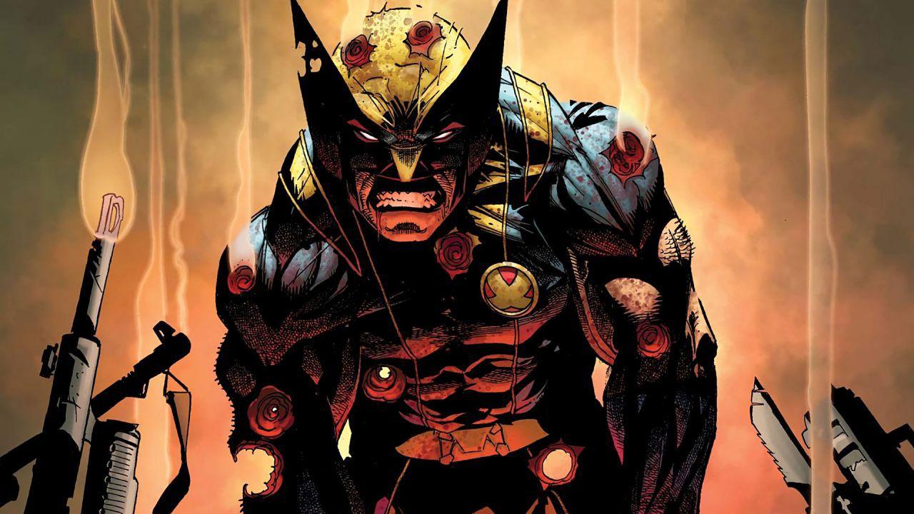 Vi presentiamo questo concept art scartato di Wolverine