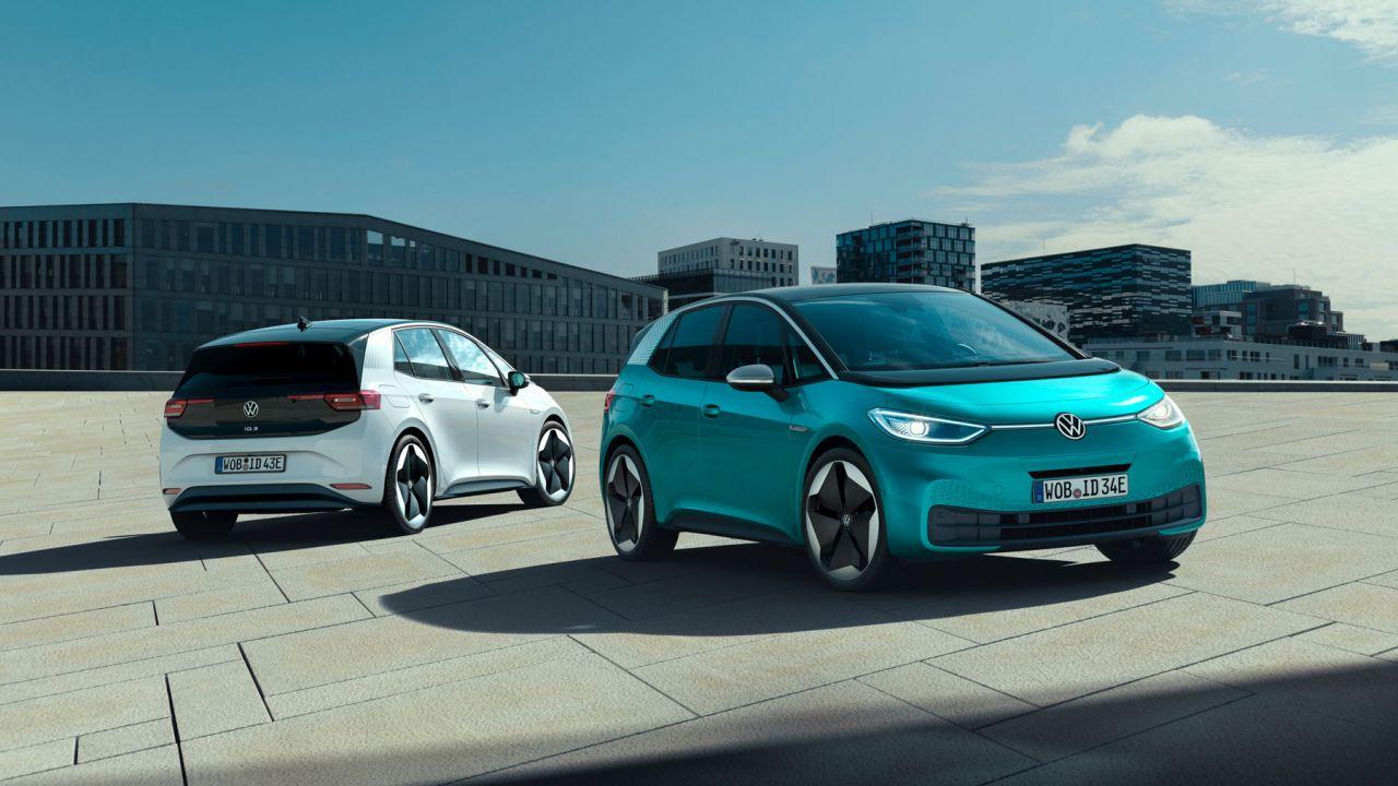 Via agli ordini della Volkswagen ID.3 1ST: tre le versioni disponibili
